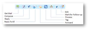 Mailbox Toolbar