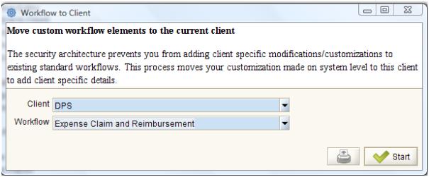 Client Movement