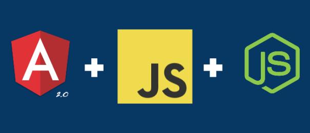 Angular with JavaScript