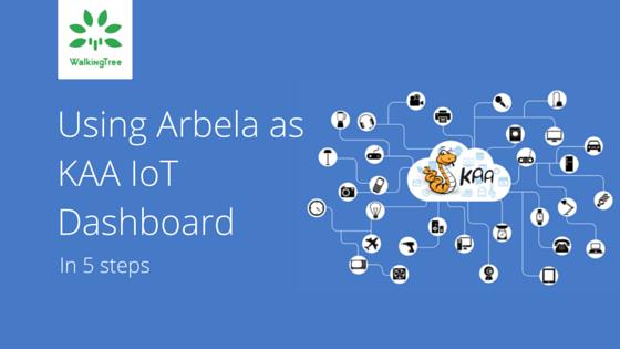 Arbela with Kaa IoT Platform
