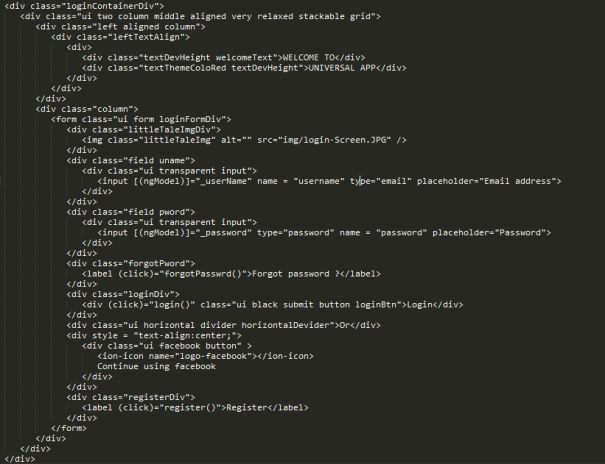 login-page-html