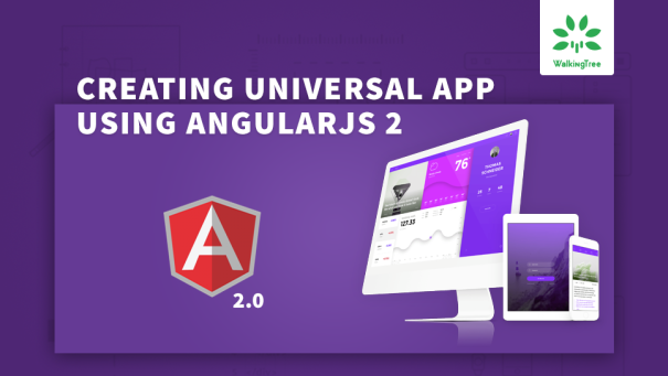 Universal Application using Angular 2
